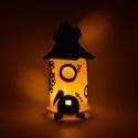Steampunk manóház, LED-es mécsestartó és hangulatvilágítás, Egy meglepő és látványos stílus, a steampunk ...