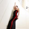 P.Kant Style Summer Collection #2, A Sasha terméknevet viselő sztreccs-pamut anyagb...