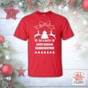 Vicces karácsonyi póló - Ezt a pólót kaptam..., Férfiaknak, Ruha, divat, cipő, Urban pólók, Férfi ruha, !A karácsonyi hajtás miatt kis türelmét kérjük mindenkinek! Amennyiben 1 napon belül nem válaszolunk..., Meska