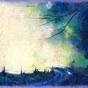 POLCSEPRÉS! Fény, Képzőművészet, Dekoráció, Festmény, Pasztell, Festészet, Fotó, grafika, rajz, illusztráció, pasztell festmény 30x21 cm fotó alapján, Meska