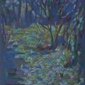 Tavaszi föld, Képzőművészet, Dekoráció, Grafika, Rajz, Festészet, Fotó, grafika, rajz, illusztráció, pasztell rajz 21x30 cm, Meska