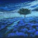 Fenn, Képzőművészet, Dekoráció, Festmény, Pasztell, Festészet, Fotó, grafika, rajz, illusztráció, pasztell festmény 65x50 cm, Meska