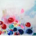 Lufik, Képzőművészet, Dekoráció, Festmény, Pasztell, Festészet, Fotó, grafika, rajz, illusztráció, pasztell festmény 65x50 cm, Meska