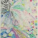 Polcseprés:) - Tanulmány, Képzőművészet, Dekoráció, Grafika, Rajz, Festészet, Fotó, grafika, rajz, illusztráció, pasztell rajz 21x30 cm, Meska