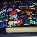 Könyv védő tok - Kutyás, Táska, Pénztárca, tok, tárca, Probálod a könyveidet megóvni mindenféle sérüléstől? Sokszor a táskádban hordod a könyved..., Meska
