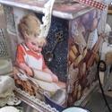 """Karácsonyi mézi sütés - nosztalgia doboz, """"Mézest sütünk karácsonyra, nagy segítség va..."""