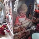 """mézeskalács sütés - nosztalgia doboz, """"Mézest sütünk karácsonyra, nagy segítség va..."""