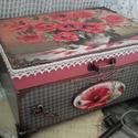 pipacsok közt - nosztalgia doboz , Folyamatosan töltöm fel a tavaszi termékeket, b...