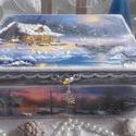 havas éjszaka - karácsonyi nosztalgia doboz