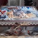 téli istálló - karácsonyi nosztalgia doboz