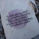 Kis herceg vászontáska, A táska anyaga pamutvászon. mérete:  38*42 cm  ...