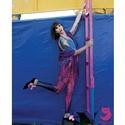'Pikkelymasni' printelt leggings, Ruha, divat, cipő, Női ruha, Estélyi ruha, Ruha, A leggings alapanyaga digitális printelt polyamid,  Mérete: S-M, Meska