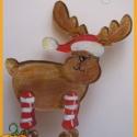 rénszarvas - lefoglalva, Karácsony imádóknak, akik nagyon várják már,...