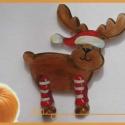rénszarvas, Karácsony imádóknak, akik nagyon várják már,...