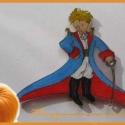 kisherceg és kockásfülű nyúl lefoglalva , Ez a kisherceg kitűző és kockásfülű nyúl me...