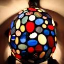 Tiffany teknős lámpa - tarka (PunkyJazz) - Meska.hu