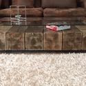 CHEVEYO dohányzóasztal RENDELHETŐ, Bútor, Otthon, lakberendezés, Dekoráció, Asztal, Gerendából készült robosztus dohányzóasztal  Mérete 120x70x35  Méret, szín igény szerint v..., Meska