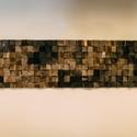 Rustikus fal dekor 3, Otthon, lakberendezés, Falikép, 163 cm x 47 cm, Meska