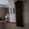Kapszulatartó , Konyhafelszerelés, Famegmunkálás, A kapszulatartó fából készült, 30 db kapszula tárolására alkalmas. Mérete 78x20 cm. Kérésre más szí..., Meska