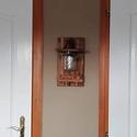 Fali lámpa , Otthon, lakberendezés, Lámpa, Fali-, mennyezeti lámpa, Kedves Látogató!  Rendelésre készítjük a képen látható fali kart, mely szép dísze lehet p..., Meska