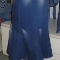 Banán szoknya, Ruha, divat, cipő, Női ruha, Szoknya, Lefelé bővülő szoknya, szoknya hossza: 65 cm Megrendelhető: 36-44-es méretben, Meska