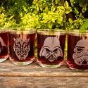 Star Wars bögrék, Konyhafelszerelés, Férfiaknak, Bögre, csésze, Sör, bor, pálinka, Üvegművészet, Kézi gravírozott Star Wars bögre. Űrtartalom: kb 2dl  Az ár egy darabra vonatkozik. Kérlek üzenetbe..., Meska