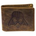Darth Vader pénztárca, Táska, Pénztárca, tok, tárca, Férfi táska, Pénztárca, Bőrművesség, Pirográf technikával díszített marhabőr pénztárca.  Mérete (csukva): 11x10cm, Meska
