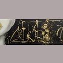 Festmény - Vagányság, Képzőművészet, Festmény, Festészet, A kép mérete: 45,5x13,5 cm.   Feszített vászonra készült, vegyes technikával. , Meska