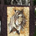 LOVAS tarisznya, A tarisznya díszének ezt a gyönyörű lovas por...