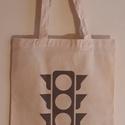 Vászon szatyor, Mindenmás, Táska, Szatyor, Válltáska, oldaltáska, A vászon szatyor mérete 40X35 cm.   The size of the bag is cca 40x35 cm. , Meska