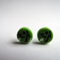 Zumba fülbevaló, Az ismert Zumba logó bedugós fülbevaló formáj...