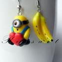 Minion Love Banana, BA-Ba-Ba-Bananana  Minion aki szereti a banánt :)...