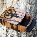 Gyűrűtartó doboz - Anais, Ékszer, Ékszertartó,  A terjedelmes és meglehetősen nyilvánvaló hagyományos gyűrűdoboz már régóta esedékes az újratervezé..., Meska