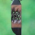 Fa ékszerek - Chaos, Gyönyörű, egyedi, kézzel gyártott fa ékszere...