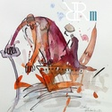 """Akvarell kép - """"Csónakos"""", Képzőművészet, Festmény, Akvarell, Grafika, Fotó, grafika, rajz, illusztráció, Festészet,  Akvarell,filc/ Akvarellpapír 24x18 cm 2016. Budapest  , Meska"""