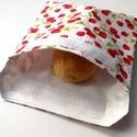 1 db epres snackbag, tépőzáras uzsitasak, vízhatlan szendvicstartó, uzsonnás tasak, szendvics tartó újraszalvéta, Ez az aranyos uzsitasak az egyszer használatos sz...