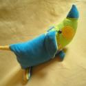 Lime Kutya, Lime egy puha, ölelgethető barát. Meleg színá...