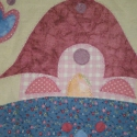 Tündéres falikép 70x70 cm (Sarahuncutsagai) - Meska.hu