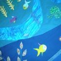 Ovis fésűtartó 120x100 cm, tengeres (Sarahuncutsagai) - Meska.hu