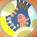Játszószőnyeg (lego-szőnyeg), Tamara kérése és ötlete alapján készítettem...