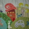 Falvédő járművekkel, állatokkal 140 x 60, Tirolj felhasználó kérésére kezdtem ezt a dup...