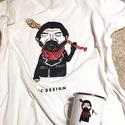Walking Dead  póló, Ruha, divat, cipő, Férfi ruha, Walking Dead póló minden méretben! Rendelhetsz hozzá bögrét, pólót, párnát! Sőt konyhai f..., Meska