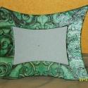 Zöld Ornamentika képkeret, Nincs ötleted mit adj ajándékba szeretteidnek? ...