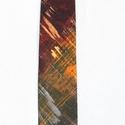 Szinkavalkád, szálka mintás férfi nyakkendő