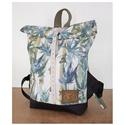 Serin nature  hátizsák , A táska külseje egy meseszép mintás vászon. A...