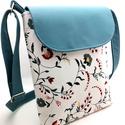 Keresztpántos / oldaltáska / válltáska, fedeles I. , Megálmodtam és elkészítettem :) Egy táska a f...