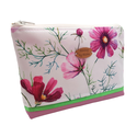 Pillangóvirágos Női Vízálló neszesszer / pénztárca, Megálmodtam és elkészítettem :)  Üde nyári, ...
