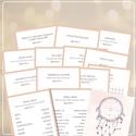 Köszönőajándék gyerekeknek -letölthető pdf-, Baba-mama-gyerek, Esküvő, Meghívó, ültetőkártya, köszönőajándék, Fotó, grafika, rajz, illusztráció, A gyerekek jelenléte a lakodalomban igazán üdítő színfolt. Előfordulhat, hogy egy idő után elunják ..., Meska