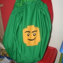 Lego tárolózsák és játszószőnyeg 120cm, Ugye ismerős a probléma hogy állandóan szanasz...