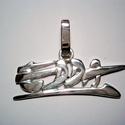 EDDA medál, Ékszer, óra, Férfiaknak, Medál, Óra, ékszer, kiegészítő, Ékszerkészítés, Ötvös, 925-ös ezüstből készült az EDDA medál.Rendelhető több darab is.3 cm széles.Fémjelzett ékszer, Meska